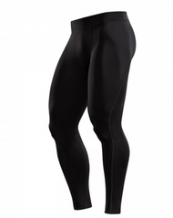 HYLETE apex light compression tight (black/stealth black)