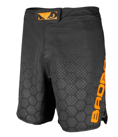 Bad Boy Legacy 3.0 Shorts - Black/Orange