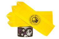 The Natural Grip Combo Grip+ Goat Tape Roll Yellow - www.BattleBoxUk.com