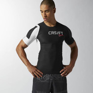 REEBOK CROSSFIT PWR5 COMPRESSION TEE Black (AB4898)