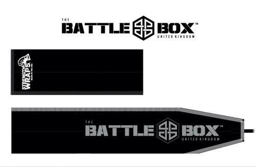 BATTLE BOX LIMITED EDITION STRENGTH WRAPS EXTRA LONG - www,BattleBoxUK.com