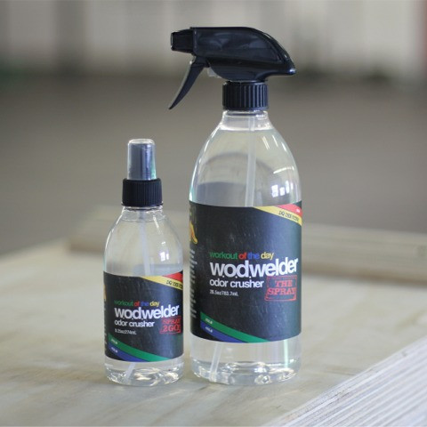 WOD WELDER ODOR CRUSHER - THE SPRAYS
