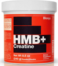 BLONYX HMB+ CREATINE (RECOVERY,STRENGTH, MUSCLE MASS - www.BattleBoxUk.com