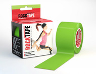 ROCKTAPE Lime 5cm width - 5m length