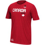 Reebok Crossfit Invitational 2015 Team Canada Tee