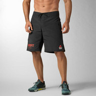 Reebok CrossFit Supper Nasty Tactical Board Short-Black (AX8897) www.battleboxuk.com