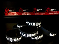 "BATTLEBOX LOGO 1"" WIDE WRISTBAND"