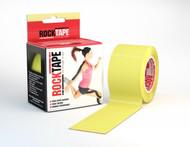CrossTrainingUK - ROCKTAPE Yellow 5cm width - 5m length