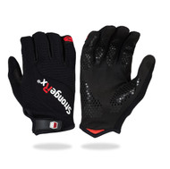 StrongerRx 3.0 WOD Gloves (BLACK) www.battleboxuk.com