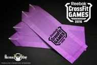 "CrossFit Games Natural Grip Combo ""Grip+ Goat Tape Roll"" Purple www.battleboxuk.com"