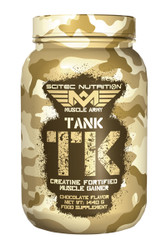 CrossTrainingUK - Scitec Nutrition TANK Chocolate 1440g