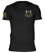 ROKFIT RKFT STAR LOGO BLACK - www.BattleBoxUk.com