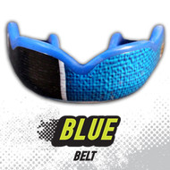 DAMAGE CONTROL BLUE BELT HIGH IMPACT MOUTHGUARD www.battleboxuk.com