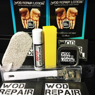WOD Repair Lotion - THE ESSENTIALS KIT PLUS - www.BattleBoxUk.com