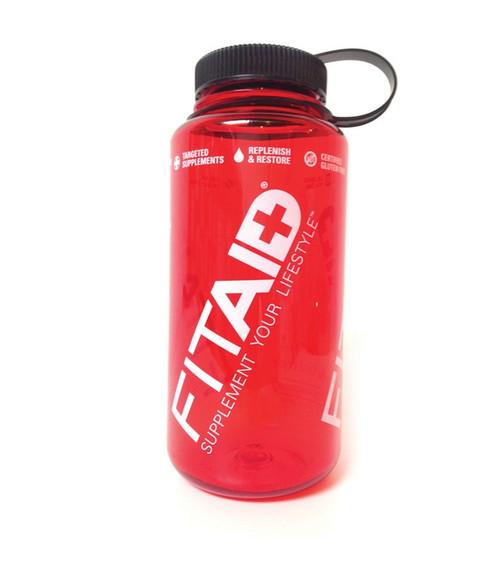 FITAID XL WATER BOTTLE BPA Free Water Bottle www.battleboxuk.com