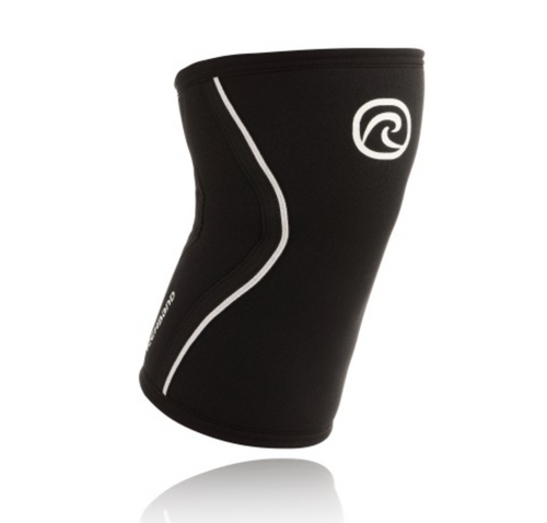 REHBAND RX KNEE SUPPORT BLACK 3MM www.battleboxuk.com