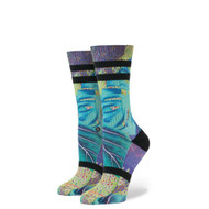 "STANCE ""SEA TRIP"" SOCKS W556A16SEA www.battleboxuk.com"