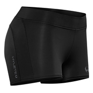 "Hyliete altium II 3"" women short (black/stealth black) www.battleboxuk.com"