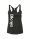 BLONYX SERIES 07 WOMEN TANK - BLACK WWW.BATTLEBOXUK.COM