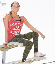 ROKFIT WOMEN UNITED BY FITNESS Heather Red www.battleboxuk.com