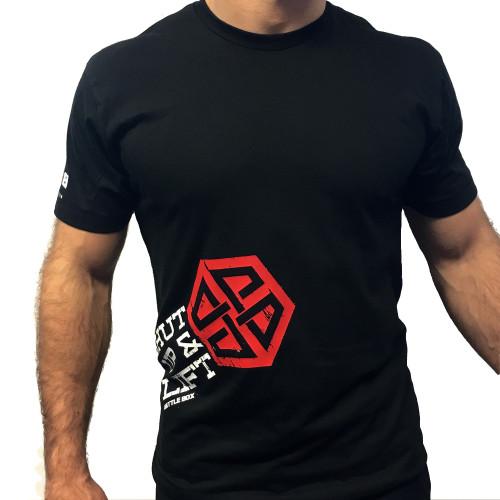 """Battle Box """"Shut Up & Lift"""" Edition Tee www.battleboxuk.com"""