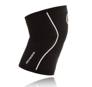 REHBAND RX KNEE SUPPORT BLACK 5MM www.battleboxuk.com