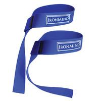 Ironmind Blue Twos Lifting Straps™ - www.BattleBoxUk.com