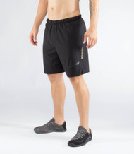 Virus Men's Origin Active Short Black/Gold Edition www.battleboxuk.com