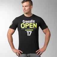 Reebok CrossFit Open Tee www.battleboxuk.com