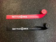 Battle Box UK Smart Gear Muscle Floss Mobility Bands 7ft 2 Bands Set - www.BattleBoxUk.com