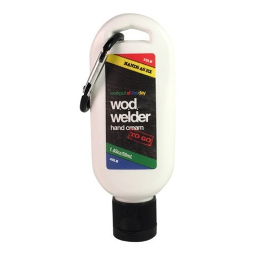 W.O.D. Welder Hands as Rx Travel Cream WOD - www.BattleBoxUk.com