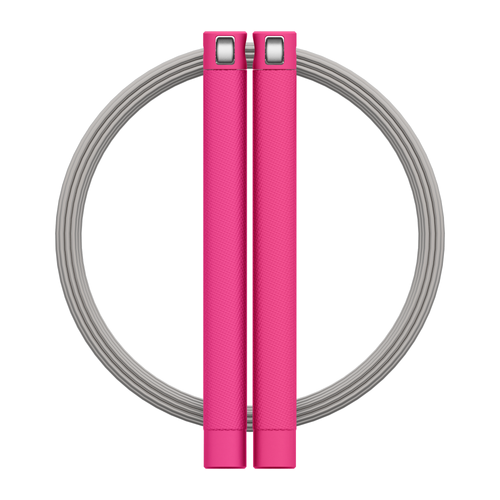 RPM Fitness Speed Rope 3.0 Pink Session With Coated Cable - www.BattleBoxUk.com