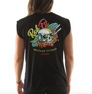 ROKFIT THE HANG TEN WOMEN TANK www.battleboxuk.com