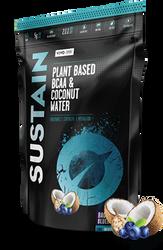 Vivo Life SUSTAIN PLANT BASED BCAA & COCONUT WATER POWDER Vegan All Natural Paleo www.BattleBoxUk.com