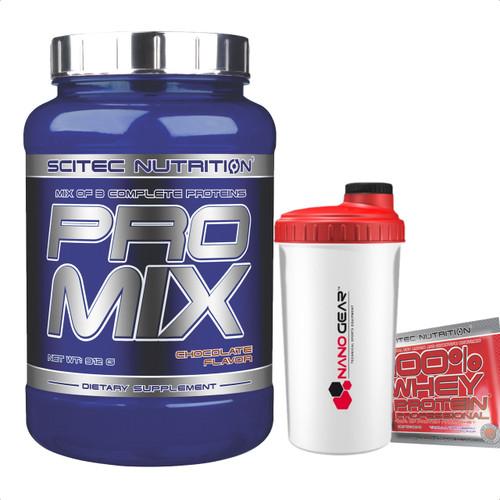 CrossTrainingUK - Scitec Nutrition PROMIX Mix Of 3 Complete Proteins 912g