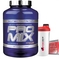 CrossTrainingUK - Scitec Nutrition PROMIX Mix Of 3 Complete Proteins 3KG
