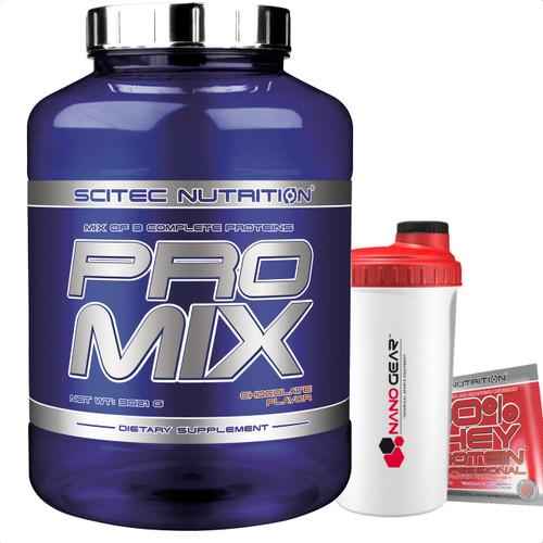 CrossTrainingUK - Scitec Nutrition PROMIX Mix Of 3 Complete Proteins 3KG