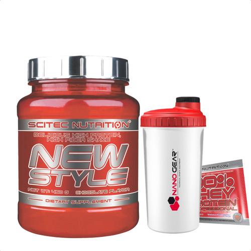 CrossTrainingUK - Scitec Nutrition NEW STYLE Delicious High Protein High Fiber Shake 450g