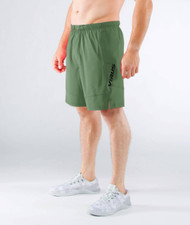 MEN'S ORIGIN ACTIVE SHORT (ST3) LIMITED EDITION OLIVE GREEN WWW.BATTLEBOXUK.COM