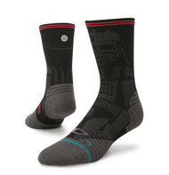 "STANCE ""DARKSIDE"" SOCKS WWW.BATTLEBOXUK.COM"