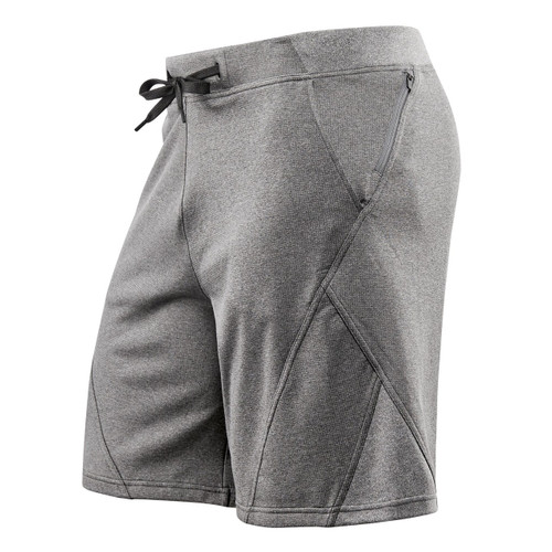 HYLETE Flexion Short Heather slate/heather gray www.battleboxuk.com