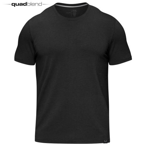 HYLETE icon II quad-blend crew black www.battleboxuk.com