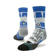 "STANCE RUN MEN ""R2D2 CREW"" WWW.BATTLEBOXUK.COM"