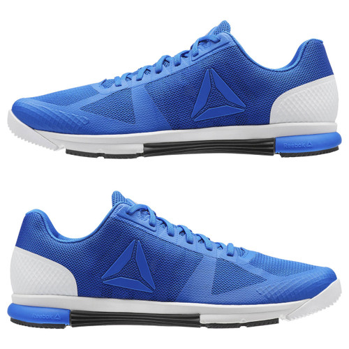 MEN CROSSFIT REEBOK CROSSFIT SPEED TR 2.0 Vital Blue/Black/White/Ash Grey (BS5792)