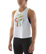 ROKFIT WOMEN THE ENDLESS SUMMER CROP TOP TANK - www.BattleBoxUK.com