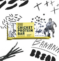EXO Cricket Protein Bars Banana Bread Vanilla 12 Bars www.battleboxuk.com