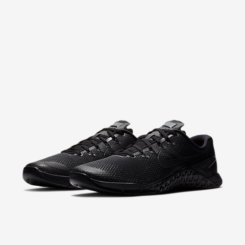 NIKE Metcon 4 Men's Training Shoe Black/Black/Hyper Crimson/Black  www.BattleBoxUk.com