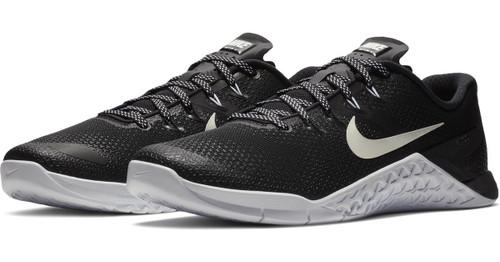 Zapatillas Nike De Entrenamiento Nike Zapatillas Metcon 4 Hombres Negro  Blanco Battle Box Uk 5a9670
