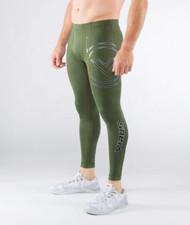 VIRUS MEN'S STAY COOL V3 TECH PANTS (RX7-V3) OLIVE GREEN WWW.BATTLEBOXUK.COM