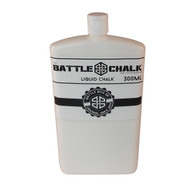 BATTLECHALK 300ml Liquid Chalk For Rock Climbing Gymnastics Gym Pole Dancing WeightLifting - www.BattleBoxUk.com